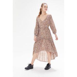 Faithful The Brand Matilda Peasant Dress XS Size 2